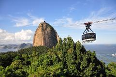 Stadtrundfahrt Rio de Janeiro Zuckerhut