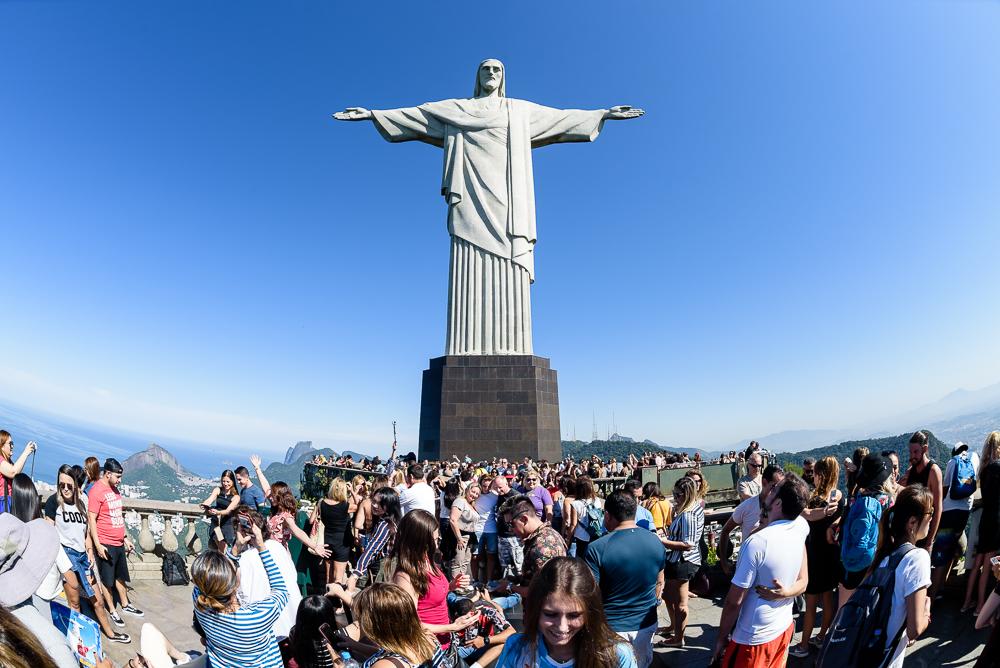 Excursión para Cruceros - Cristo Redentor, Pan de Azúcar y Playa de Copacabana con almuerzo - salida Terminal de Cruceros Pier Mauá