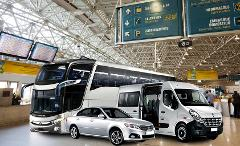 Shuttle - International Airport (GIG) > Barra Hotels (our staff will wait for you with a sign outside arrival hall )