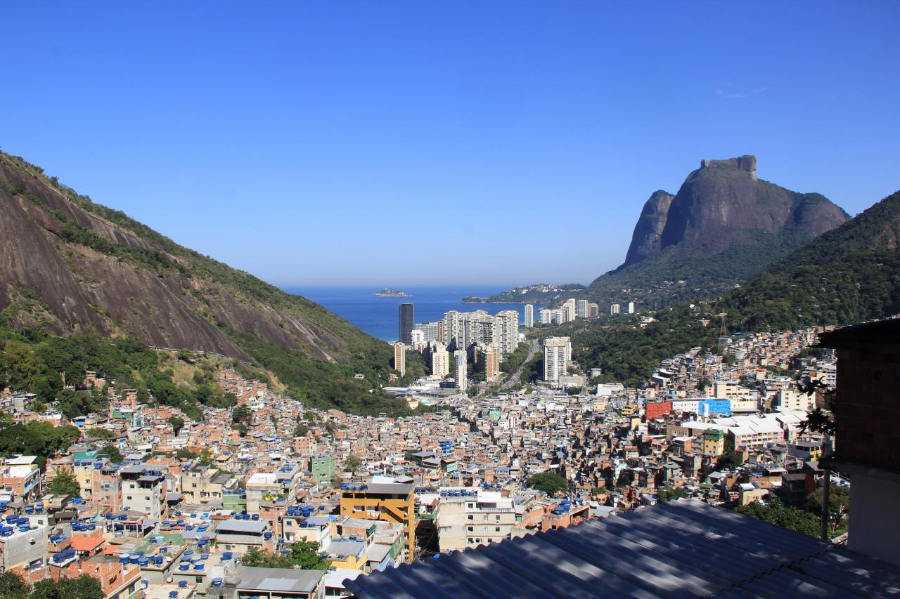 Favela Tour in Rocinha - soziale lokale Erfahrung