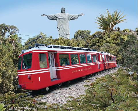 Un Día en Rio - Cristo Redentor en Tren, Pan de Azúcar, Maracaná, Sambódromo, Catedral, Escaleras Selarón y Almuerzo