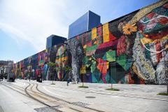 Bulevar Olímpico, Museo del Mañana y Río Histórico
