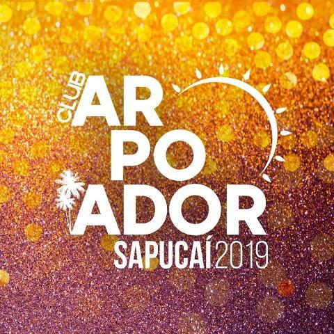Carnaval 2019 - Camarote Club Arpoador - 1, 2, 3, 4 e 9 de Março (Sexta, Sábado, Domingo, Segunda e Sábado)