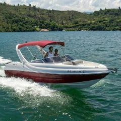 Private Bootsfahrt - Guanabara Bucht & Cagarras Inseln - ohne transfers