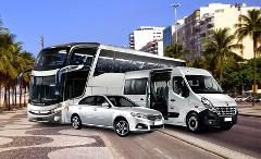 Transfer Hotels in Barra da Tijuca x International Airport Galeão (GIG) - Shared Vehicle - Price per Person