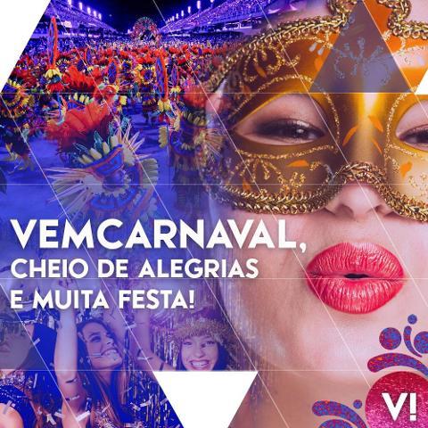 Carnaval 2019 - Camarote Vivant - 1, 2, 3, 4 e 9 de Março (Sexta, Sábado, Domingo, Segunda e Sábado)