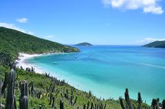 Arraial do Cabo with Boat Tour and Lunch