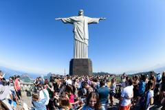 Excursão para Cruzeiros - Cristo Redentor, Pão de Açúcar e Praia de Copacabana com almoço - saída Terminal de Cruzeiros Pier Mauá