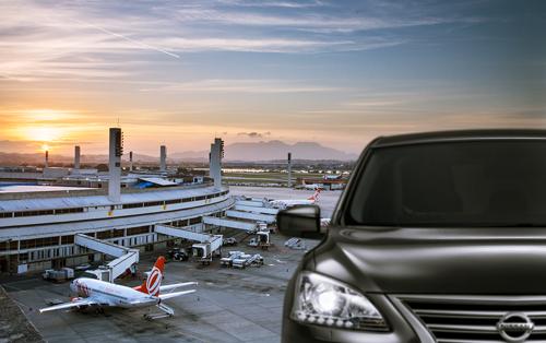 Transfer International Airport Galeão (GIG) x Hotels in Barra da Tijuca - Bilingual Driver - Price per Vehicle