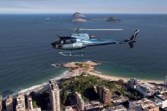 Helicopter Flight over Rio de Janeiro - 12-13 min - #3