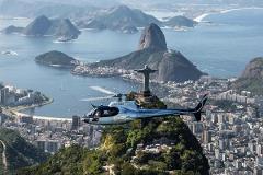Helicopter Flight over Rio de Janeiro - 15-16 min - #4