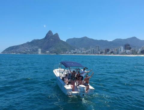 Paseo en Lancha Rápida en Río de Janeiro