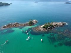 Angra dos Reis with Boat Tour and Lunch