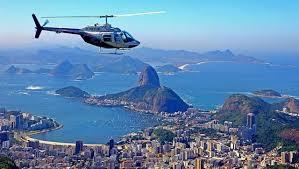 30 min de Vuelo Panorámico en Helicóptero en Rio de Janeiro