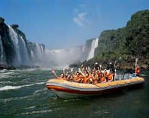 Iguassu - Private Tour Brazilian Falls & Macuco Safari