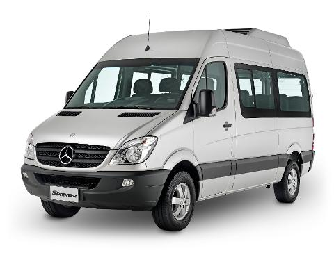 Airport Transfer - GIG x Barra da Tijuca Hotels - 1-20 PAX - Price per Vehicle