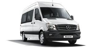 Bus und Reiseleiter zur Verfügung pro Stunde - Bus 1-13 PAX - Min. 4 Std.