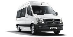 Van e Guia à Disposição por Hora - Van 1-13 PAX - Min. 4h