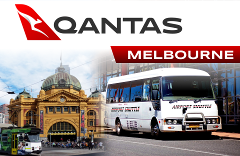 From Melbourne - QANTAS