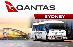 From Sydney - QANTAS