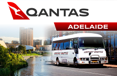 From Adelaide - QANTAS