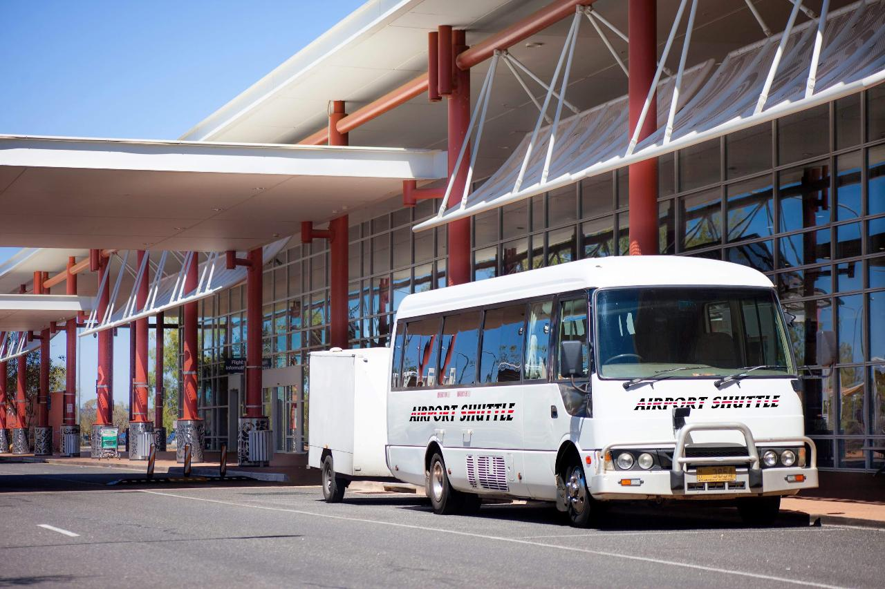 Airport Shuttle - Accommodation to Airport - LIMITED SCHEDULE DUE TO COVID-19 - 10:00 AM arrival at Airport