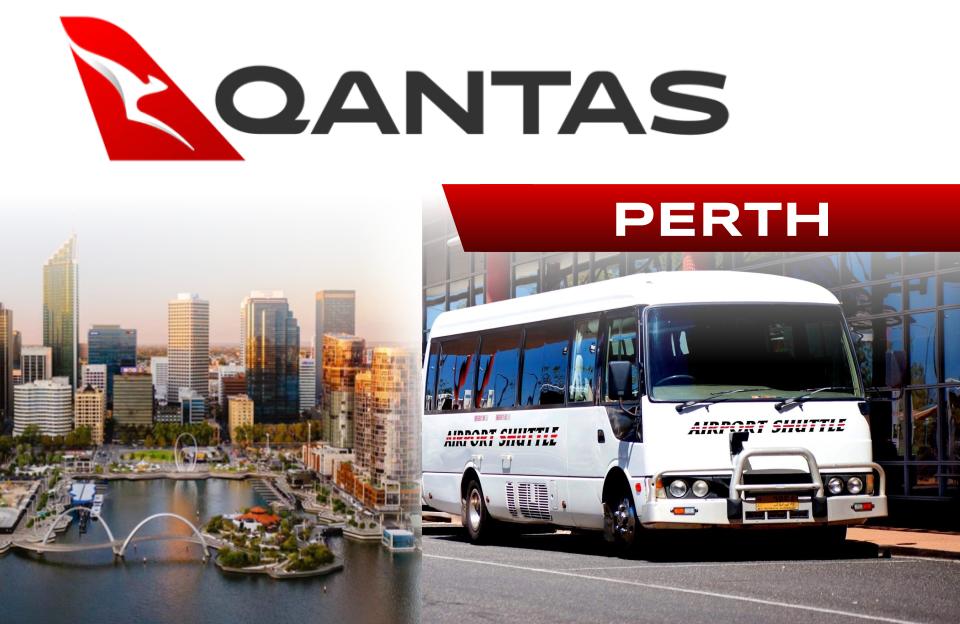 From Perth - QANTAS