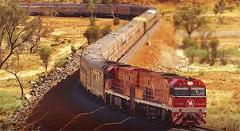 Alice Springs Accommodation to Ghan (Mondays)