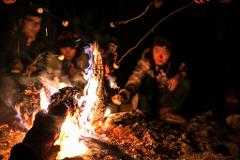 Alice Springs Backpacker Camping Tour Package