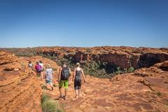 Alice Springs Motel & Camping Tour Package