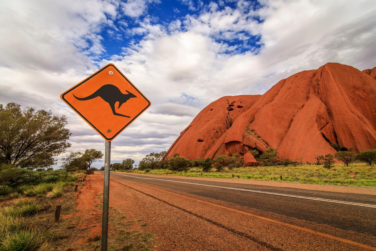 1 Day Uluru Tour - Start Ayers Rock / End Alice Springs