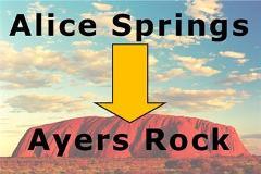 Uluru Transfer – Alice Springs to Ayers Rock Resort