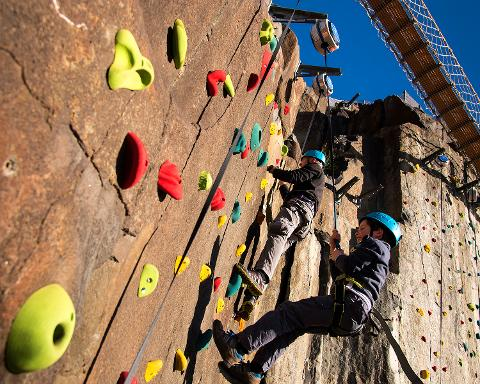 Rock Climbing - School Holiday Adults at Kids Prices Special