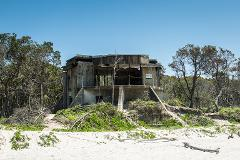 Bribie Island 4WD Beach & Bunker tour