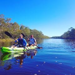Bribie Island 4WD, Kayak, Beach & Bunker tour