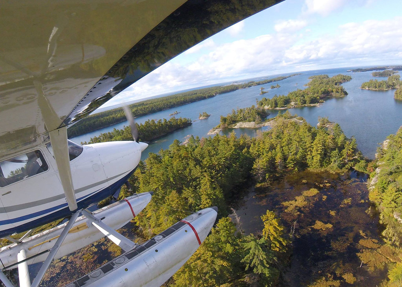 7 Hour Seaplane Endorsement