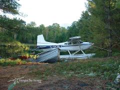 Fly-In Fishing to Boleau or Woodland Outpost Cabins
