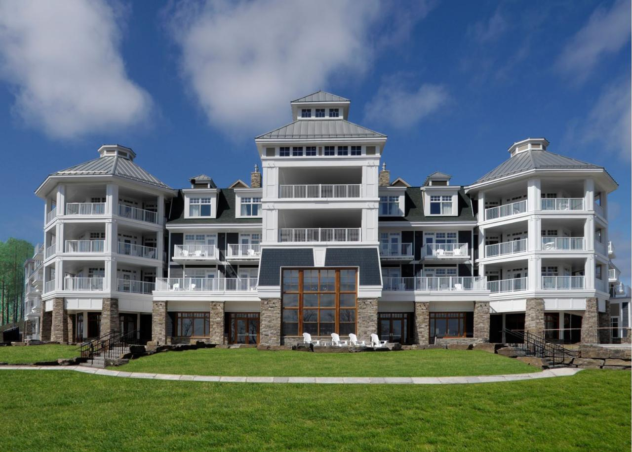 Fly and Dine at The Rosseau JW Marriott Resort