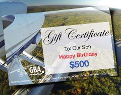$100, $200 - Gift Certificate