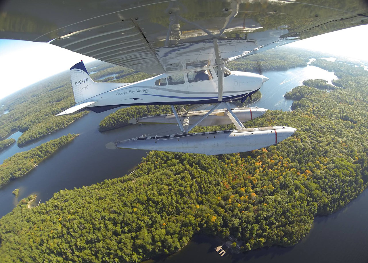 25 hour Career Bush Pilot Program