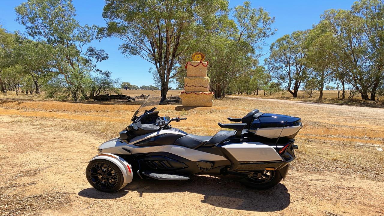 Wiradjuri Motor Cycle Tour Full Day