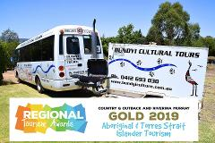 Wiradjuri Culture & Winery Bus Tour