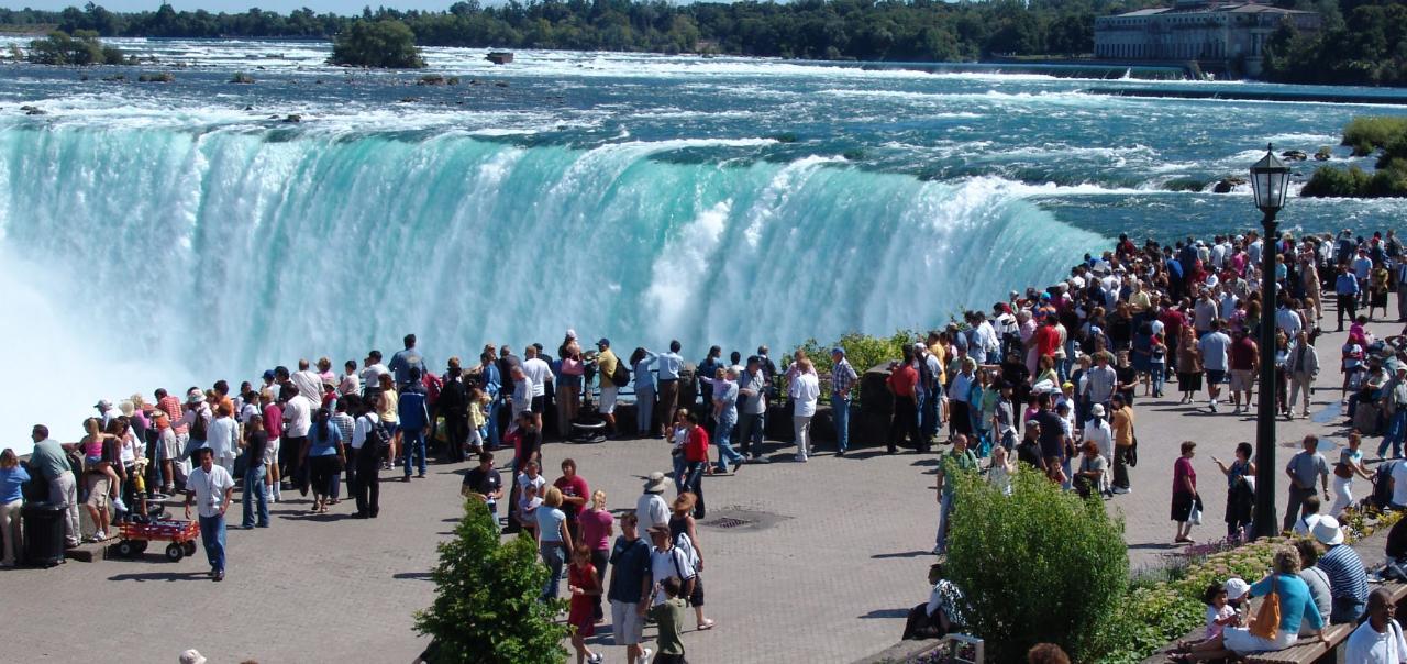 Niagara Falls Day Tour From Oakville