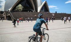 Urban Legends Bicycle Tour