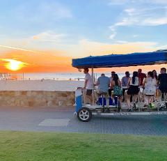 2 Hour Ride - Private Group Tour Glenelg Beach