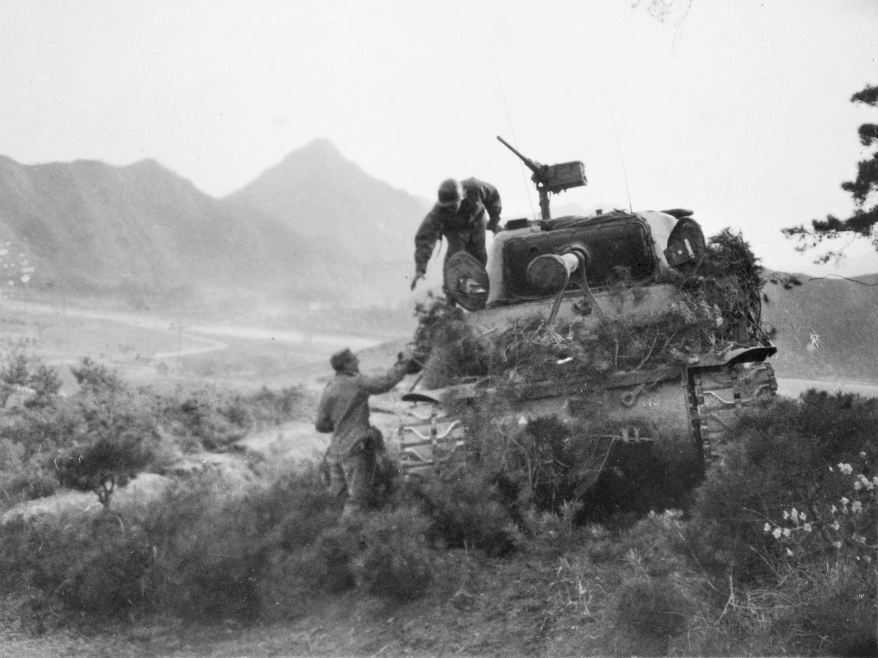 The Battle of Kapyong