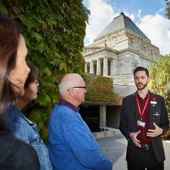 Shrine Guided Tour