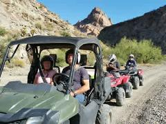 Eldorado Canyon UTV Tour