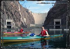 Hoover Dam Kayak Tour