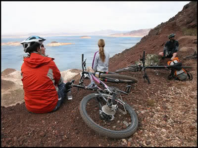 Hoover Dam Mountain Bike Tour